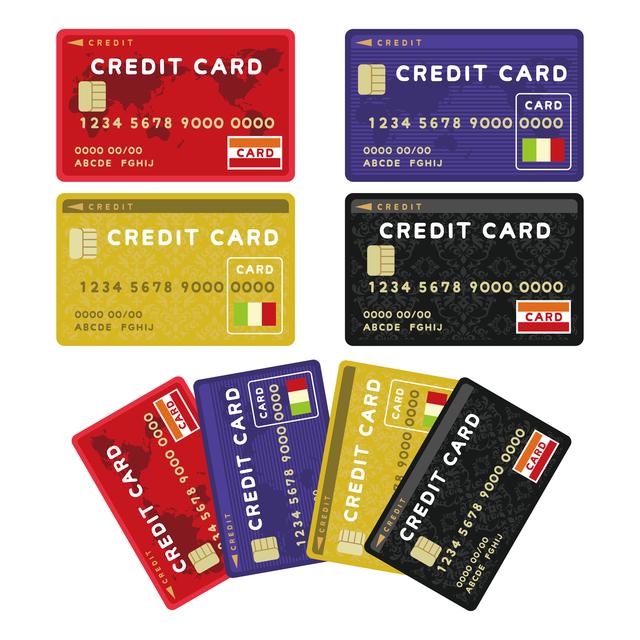クレジットカードで外壁塗装の費用支払い